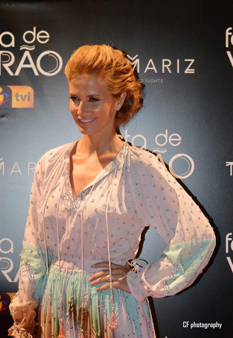Vestido polemico de Cristina Ferreira  475564
