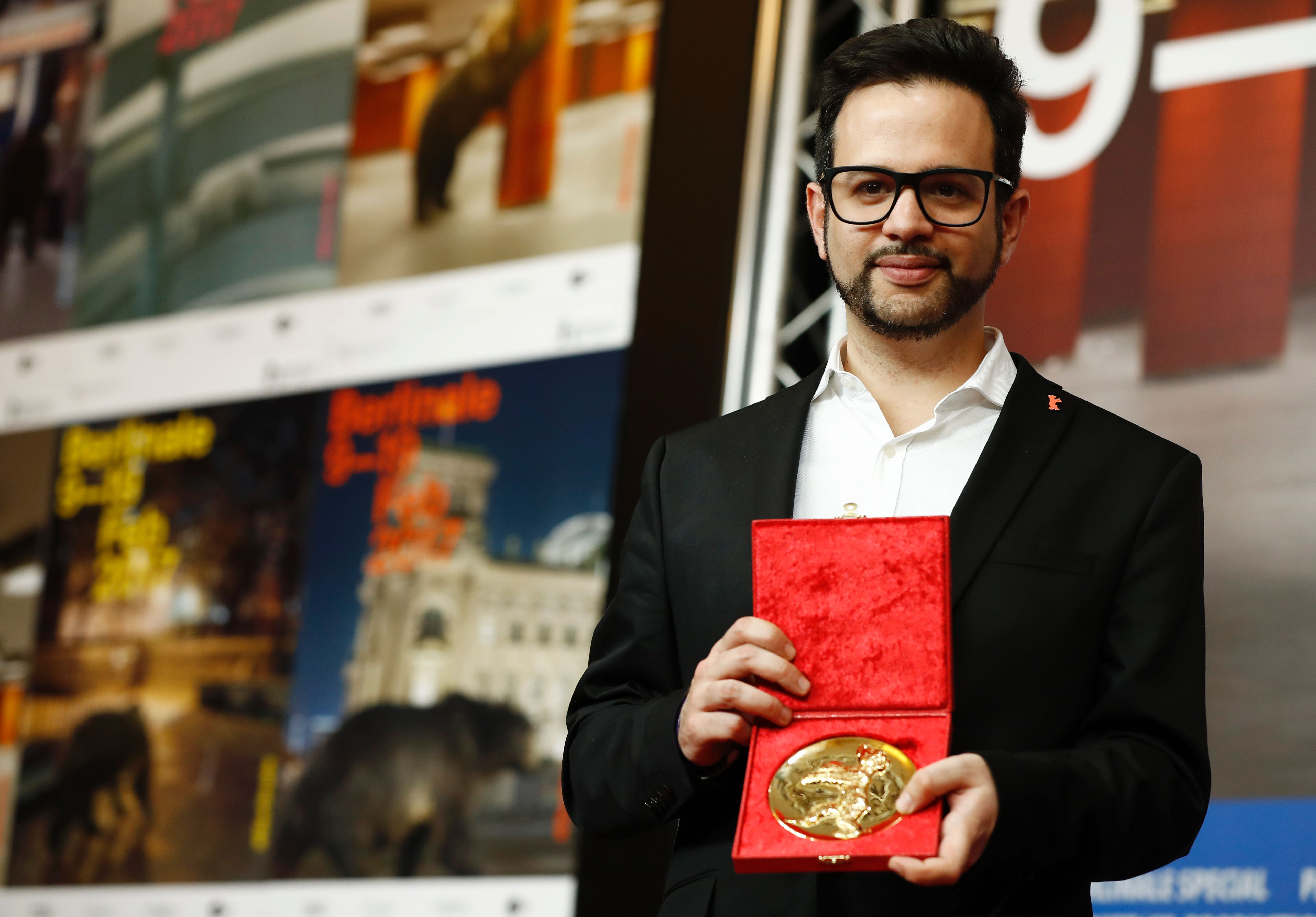 Português Diogo Costa Amarante vence Urso de Ouro para melhor curta-metragem