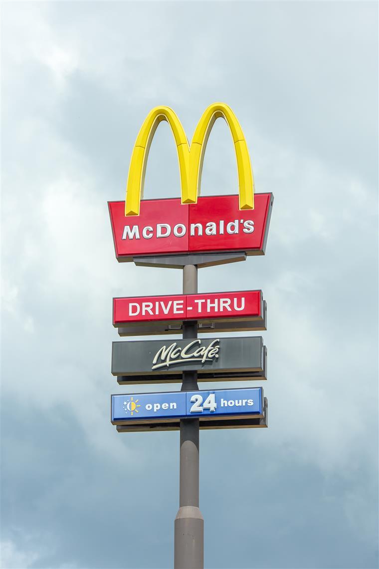 McDonald's troca sede fiscal