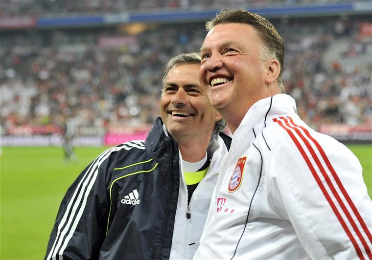 Mourinho já fala como treinador do Manchester United