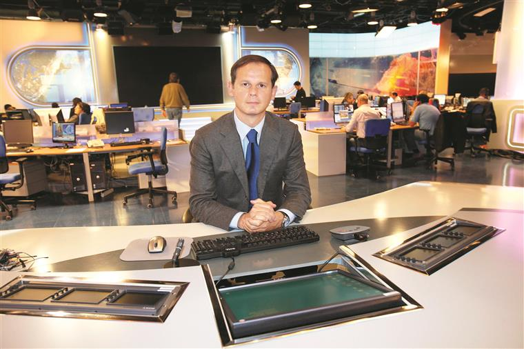 Telejornal da RTP abre nova polémica entre jornalista e o PS