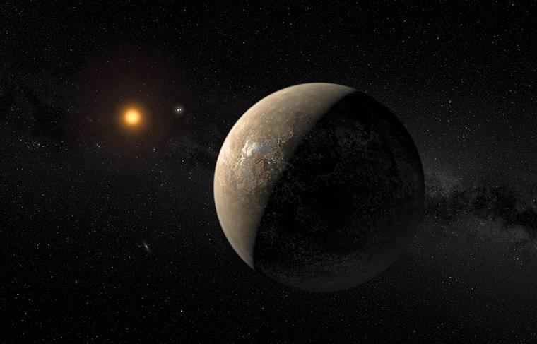 Proxima b. Os nossos vizinhos no universo podem viver aqui