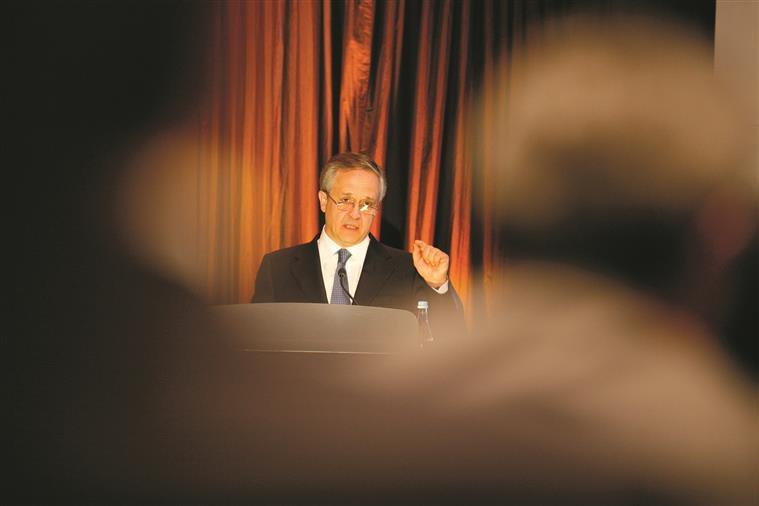 Fernando Ulrich diz que quem pagou o resgate aos bancos não foram os contribuintes