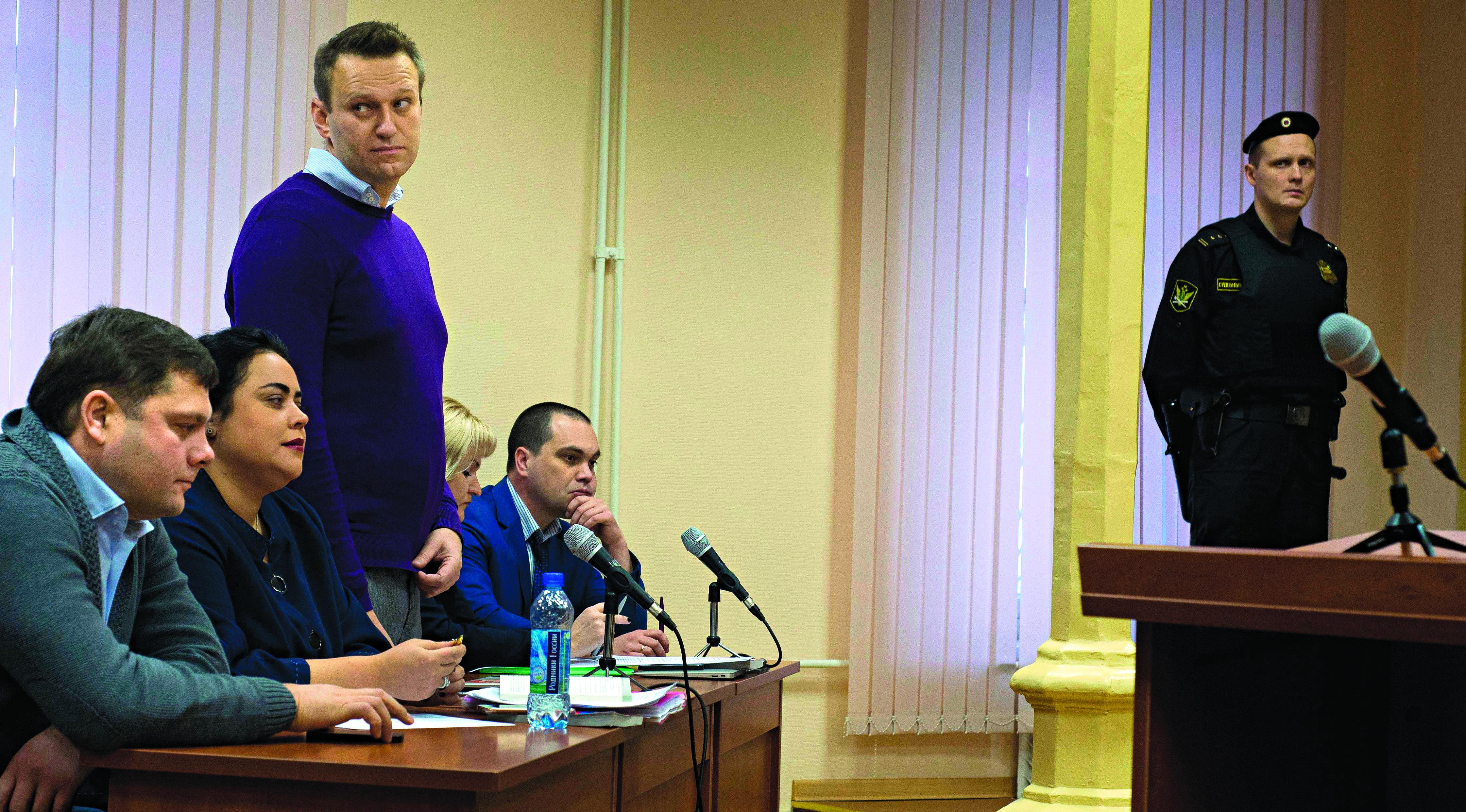 Destacado opositor de Putin fica de fora da corrida às presidenciais