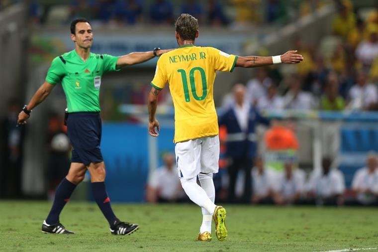 Brasil com um pé no mundial de Rússia (com vídeo)