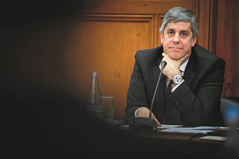 Centeno diz que há condições para um acordo com a Lone Star para a venda do Novo Banco