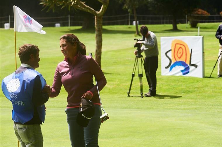 Golfe. Susana Ribeiro no TOP-20 em Madrid