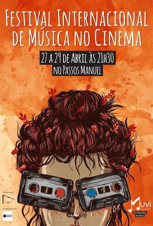 Festival Internacional de Música no Cinema chega hoje ao Porto