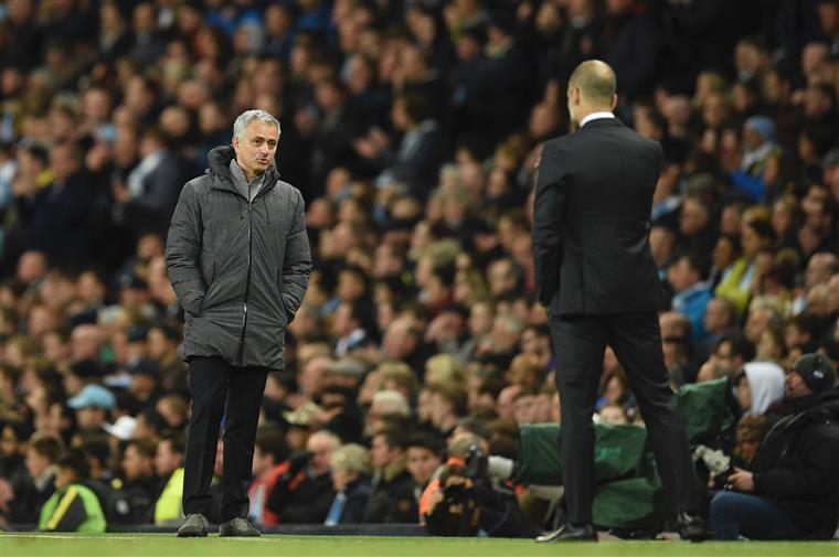 Dérbi de Manchester termina sem golos