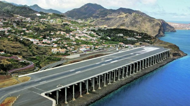Aeroporto Madeira : Terminal do aeroporto da madeira será remodelado